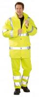 Jólláthatósági télikabát, sárga