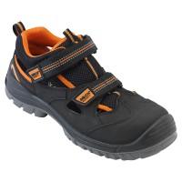 MASTER S1P SRC, sandale de protecție fără metal, cu talpă PU