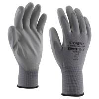Montagehandschoen met PU palmcoating
