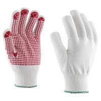 Handschoen met nopjes