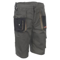 RockPro rövid nadrág, olivazöld/khaki