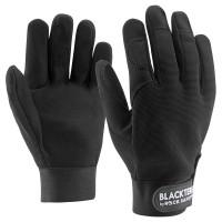 Mehaničke rukavice, crne